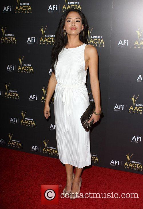 Stephanie Jacobson 2012 Australian Academy of Cinema and...