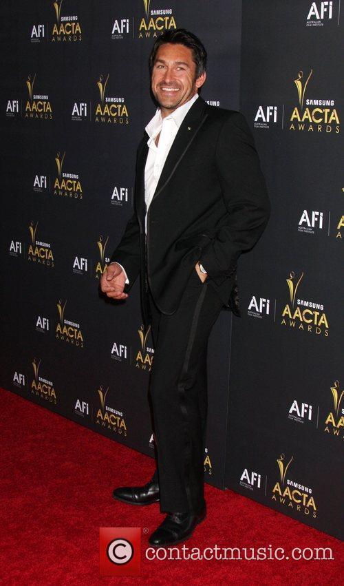 Jamie Durie 2012 Australian Academy of Cinema and...