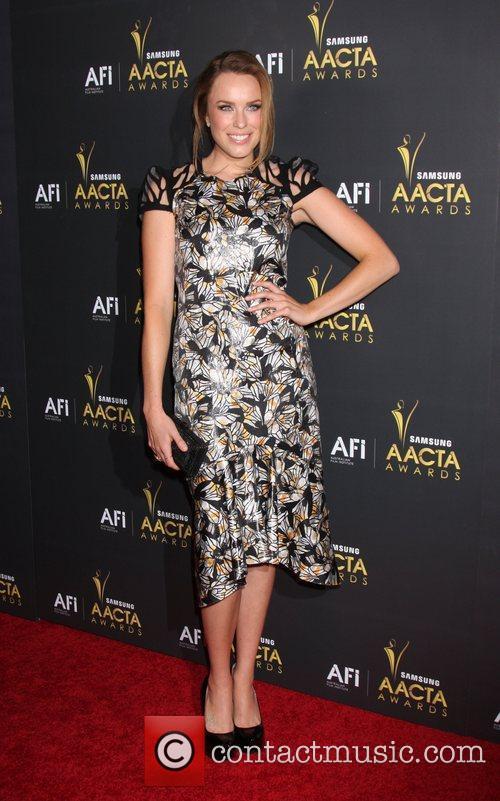 Jessica McNamee 2012 Australian Academy of Cinema and...