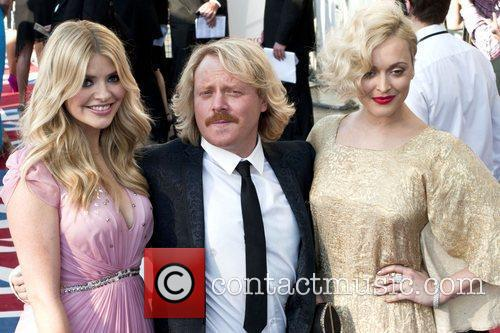 Fearne Cotton (left), Keith Lemon and Holly Willoughby...