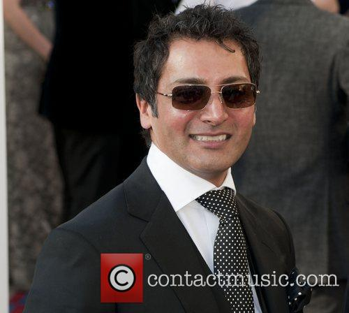 Hari Dhillon,  The 2012 Arqiva British Academy...