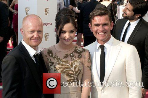 Jake Wood and British Academy Television Awards 3