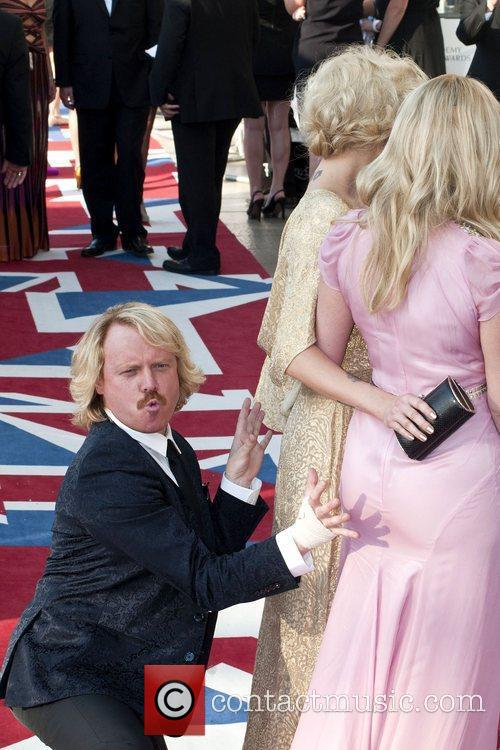 Keith Lemon, Fearne Cotton and Holly Willoughby,...