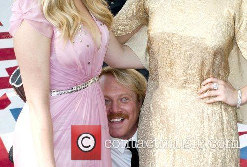 London, UK. 27/05/12. Keith Lemon, Fearne Cotton and...