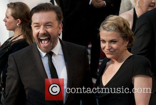 Ricky Gervais and Jane Fallon ,  The...
