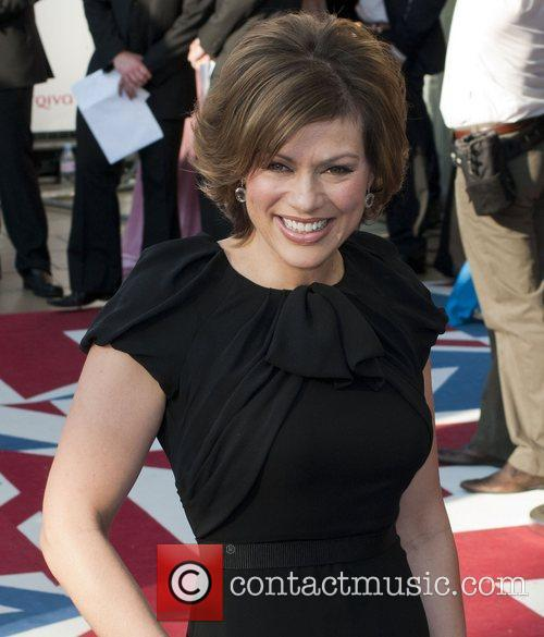 Kate Silverton and British Academy Television Awards 3