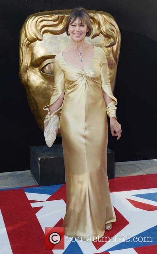 Jenni Agutter  The 2012 Arqiva British Academy...