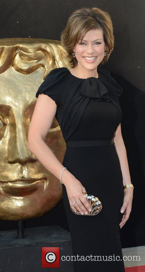 Kate Silverton and British Academy Television Awards 4