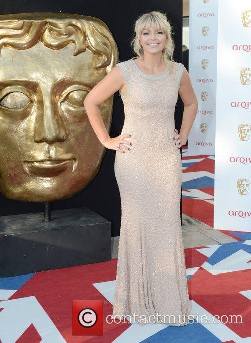 Kate Thornton and British Academy Television Awards 4