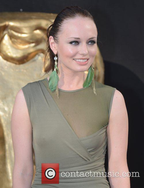 Laura Haddock and British Academy Television Awards 8