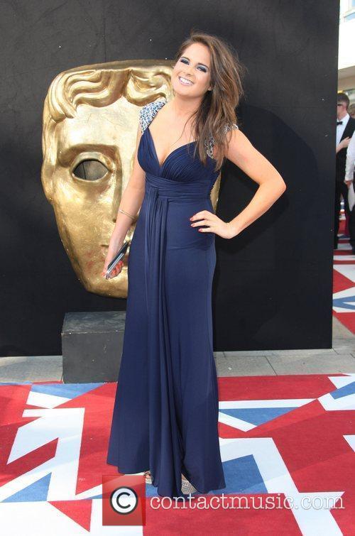 Alexandra Felstead aka Binky The 2012 Arqiva British...