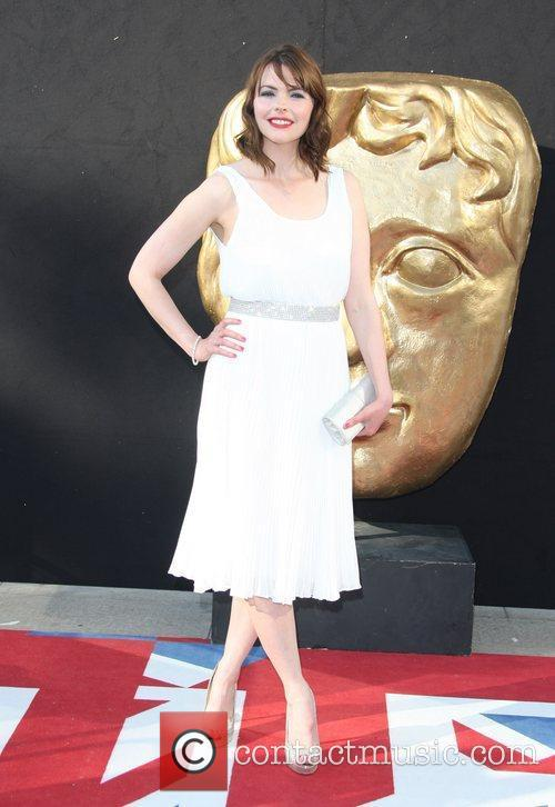 Kate Ford and Bafta 4