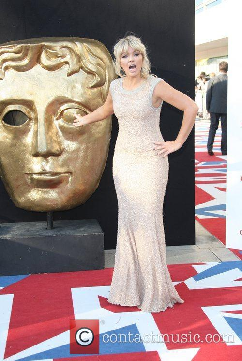 Kate Thornton and Bafta 5