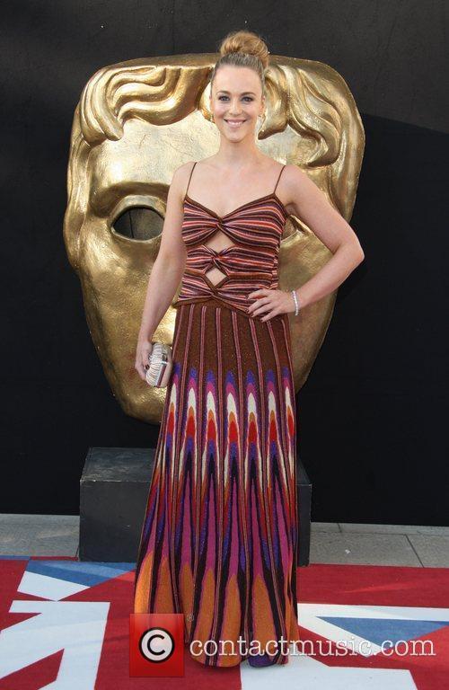 Miranda Raison and British Academy Television Awards 9