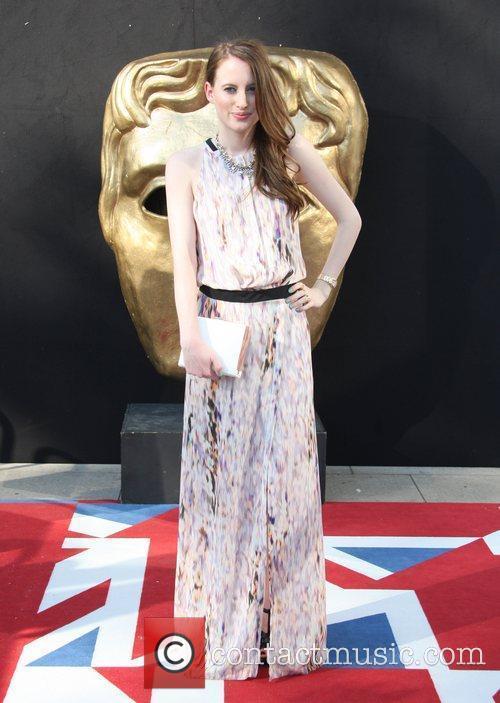Rosie Fortescue The 2012 Arqiva British Academy Television...