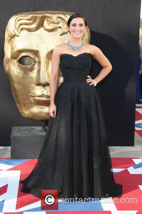 Vicky Mcclure and Bafta 5