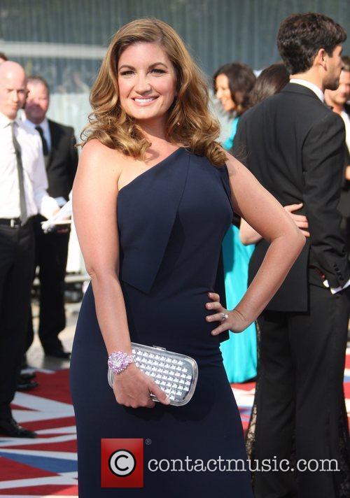 Karen Brady The 2012 Arqiva British Academy Television...