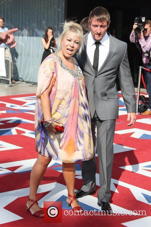 Tina Malone and Bafta 2
