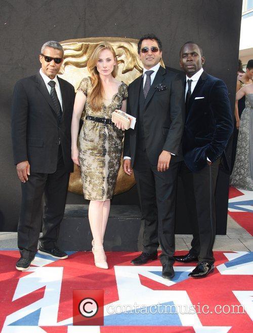 Rosie Marcel, Jimmy Akingbola The 2012 Arqiva British...
