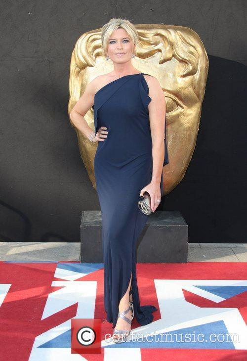 Tina Hobley and Bafta 4