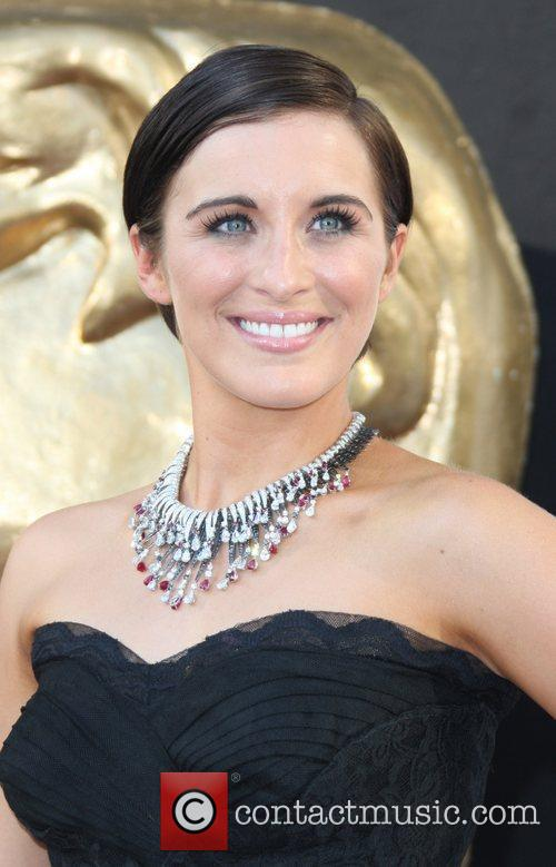 Vicky Mcclure and Bafta 7