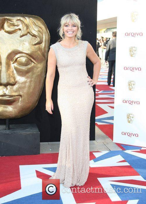 Kate Thornton and Bafta 7