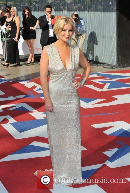 Helen Skelton and British Academy Television Awards 3