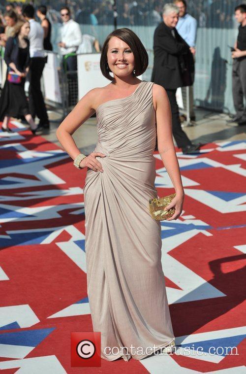 Rebecca Atkinson The 2012 Arqiva British Academy Television...