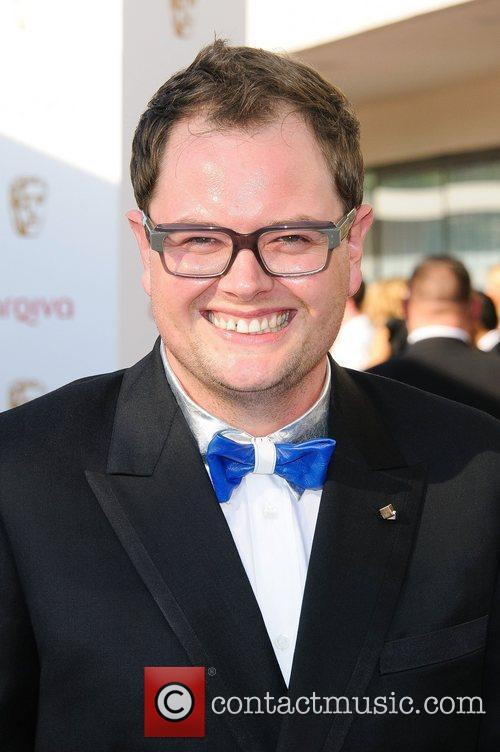 Alan Carr The 2012 Arqiva British Academy Television...