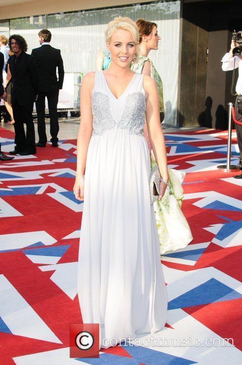 Lydia Rose Bright The 2012 Arqiva British Academy...