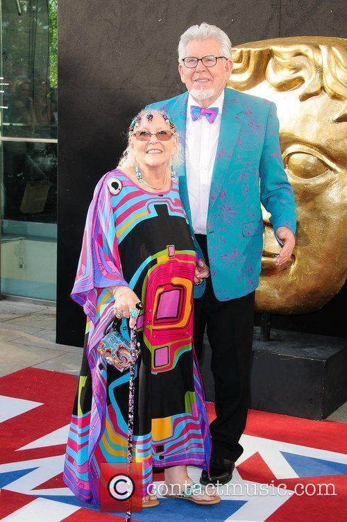 Rolf Harris The 2012 Arqiva British Academy Television...