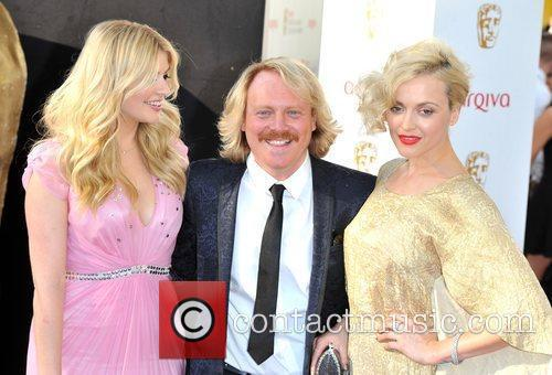 Holly Willoughby, Fearne Cotton, Leigh Francis and British Academy Television Awards 2