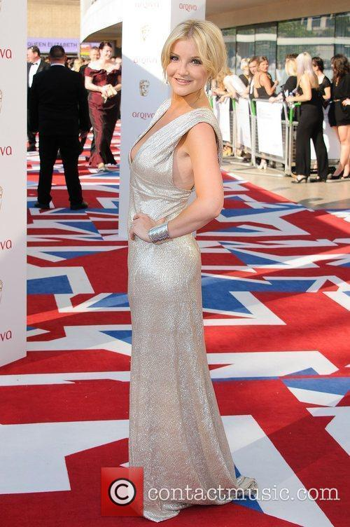 Helen Skelton and British Academy Television Awards 6