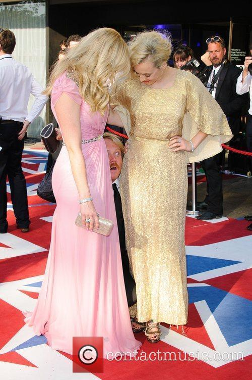 Holly Willoughby, Fearne Cotton, Leigh Francis and British Academy Television Awards 5