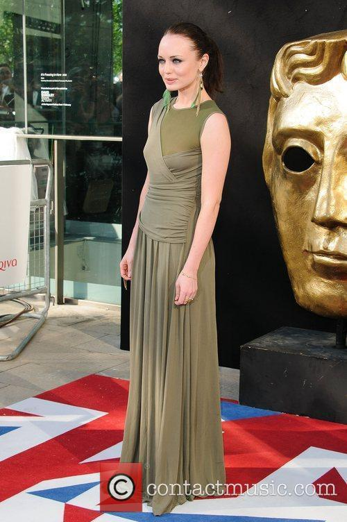 Laura Haddock and British Academy Television Awards 2