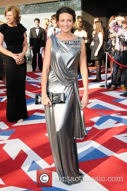 Michelle Keegan and British Academy Television Awards 2