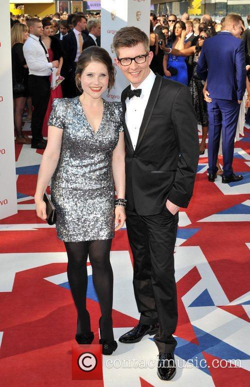 Gareth Malone with wife Becky Malone The 2012...