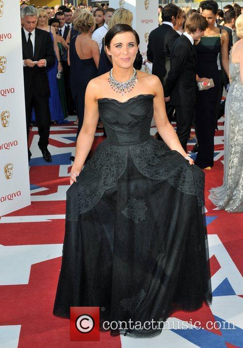 Vicky Mcclure and British Academy Television Awards 3