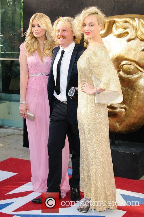 Holly Willoughby, Fearne Cotton, Leigh Francis and British Academy Television Awards 7