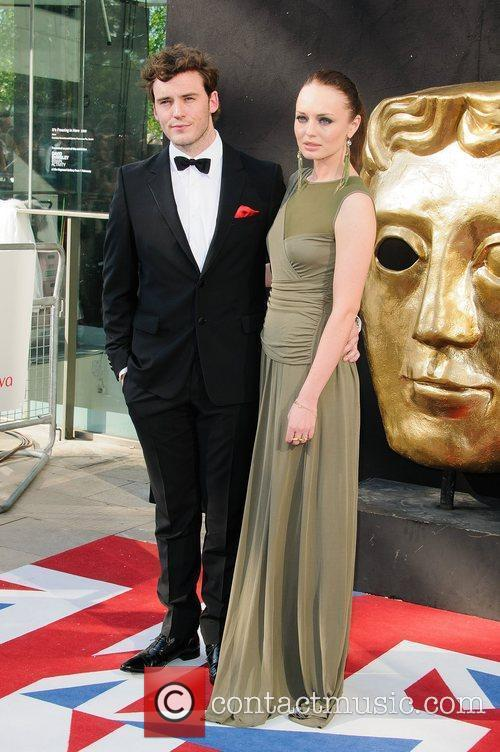 Sam Claflin and Laura Haddock 3