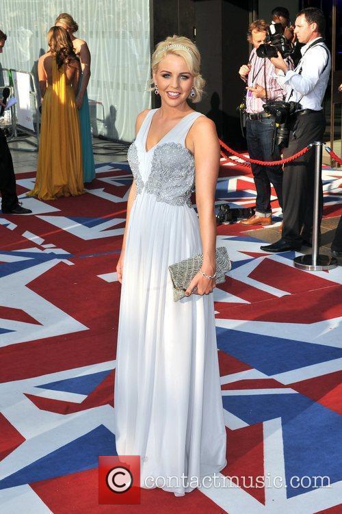 Lydia Bright The 2012 Arqiva British Academy Television...