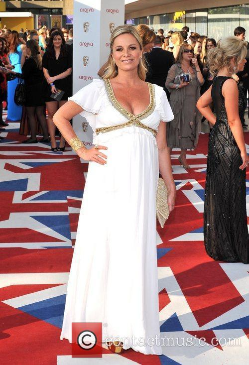 Tamzin Outhwaite and British Academy Television Awards 3