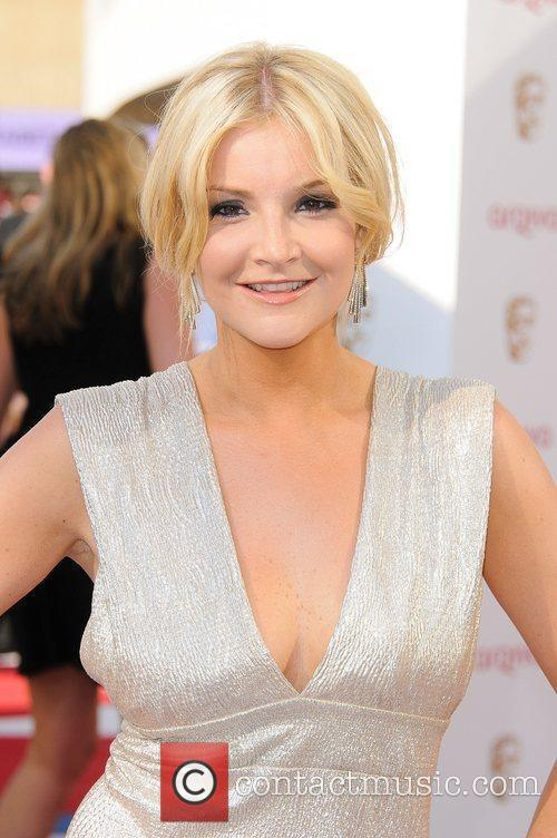 Helen Skelton and British Academy Television Awards 1