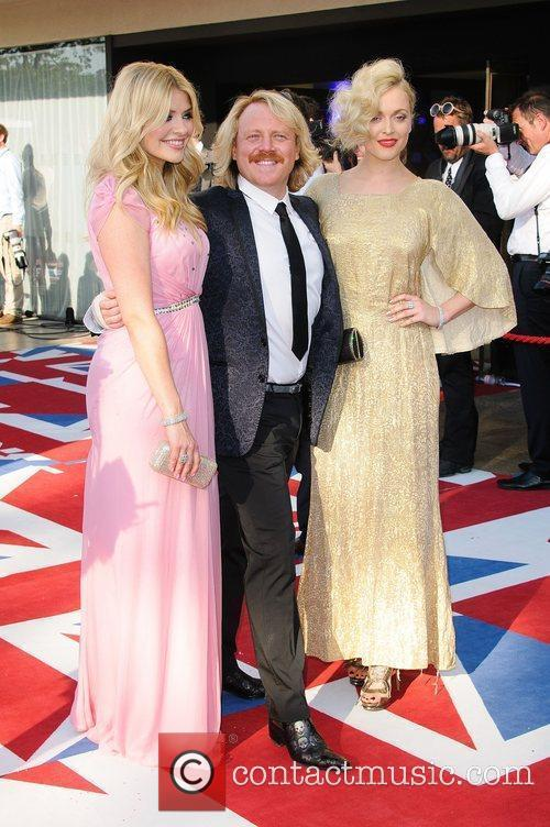 Holly Willoughby, Fearne Cotton, Leigh Francis and British Academy Television Awards 8