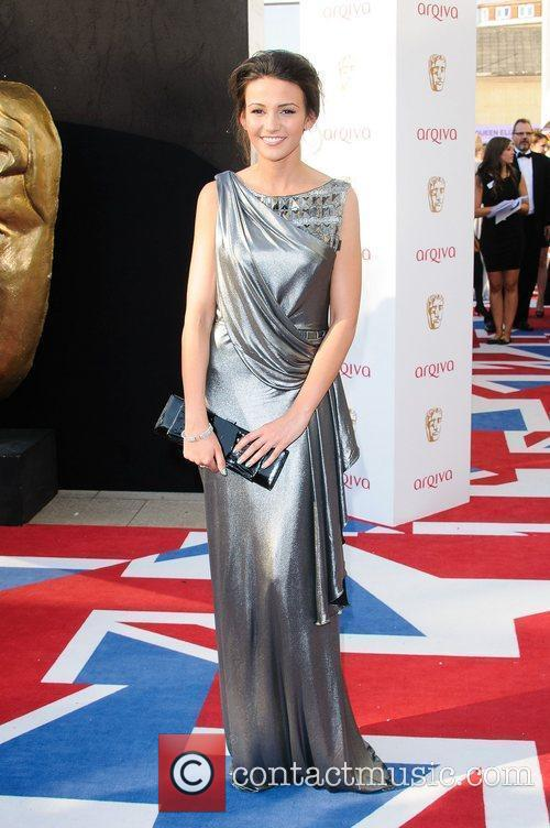 Michelle Keegan and British Academy Television Awards 3