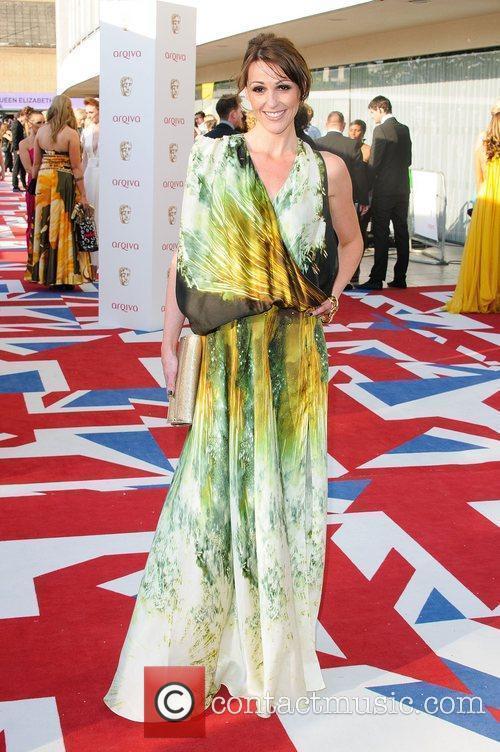 Suranne Jones The 2012 Arqiva British Academy Television...