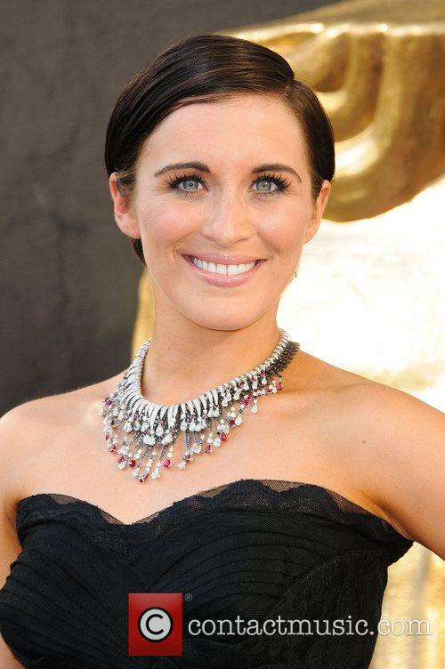 Vicky Mcclure and British Academy Television Awards 2