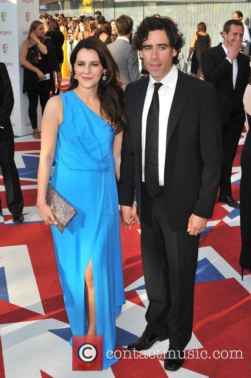 Guest and Stephen Mangan The 2012 Arqiva British...