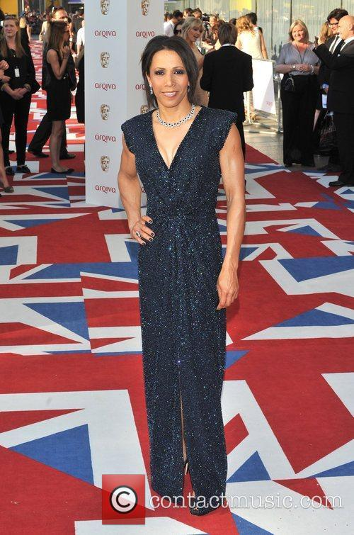 Guest, Jenni Falconer and British Academy Television Awards 3
