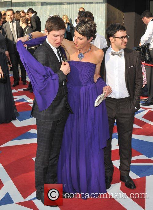 Tamsin Greig, Simon Bird and British Academy Television Awards 2